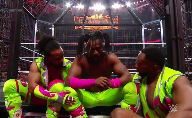 kofi-kingston-new-day-elimination-chamber